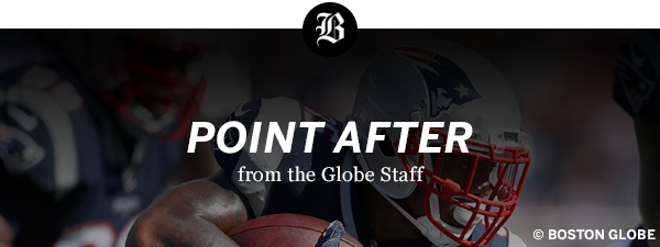 Point After from the Globe Staff