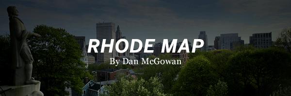 Rhode Map by Dan McGoway
